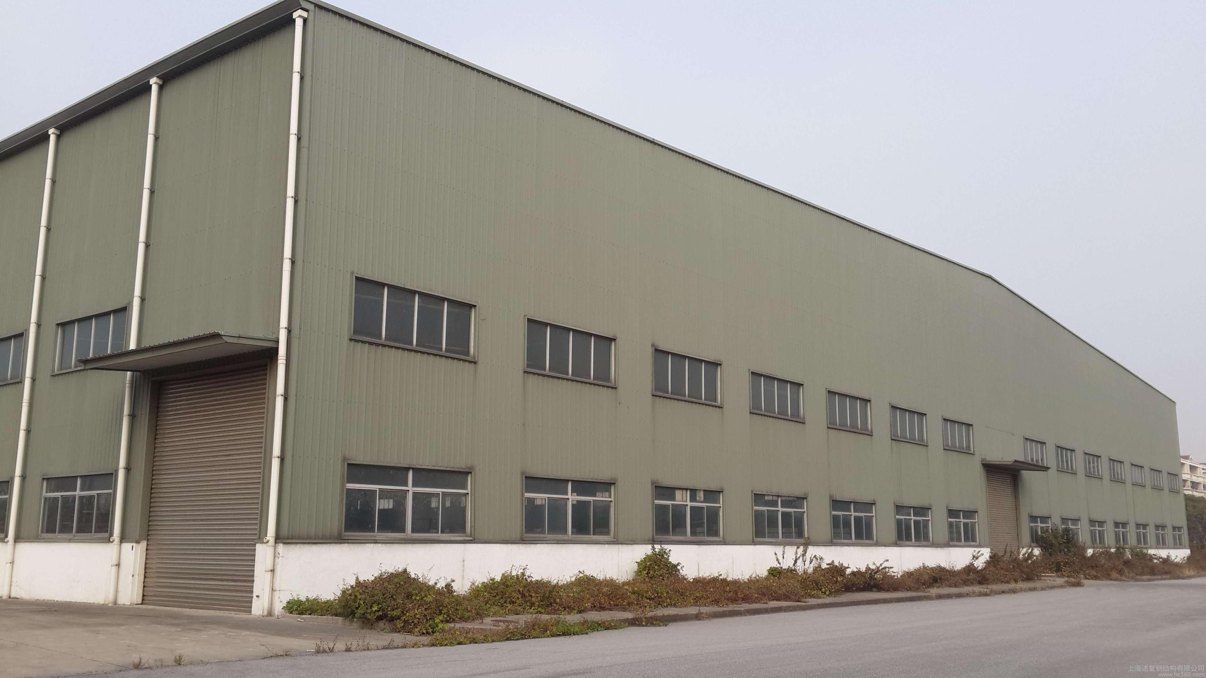 钢结构厂房 - 宁波苏隆膜结构工程有限公司官网 膜棚